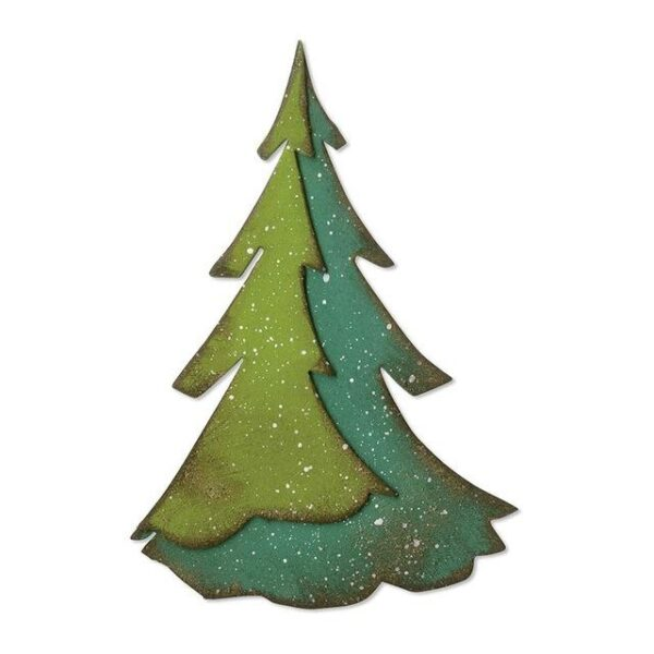Various Holidays Metal Cutting Die | DIY Scrapbooking | All For Xmas