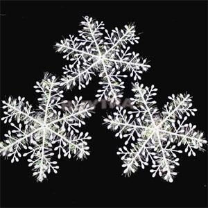 30pcs Snowflakes Christmas Ornament | Home Decor | All For Xmas