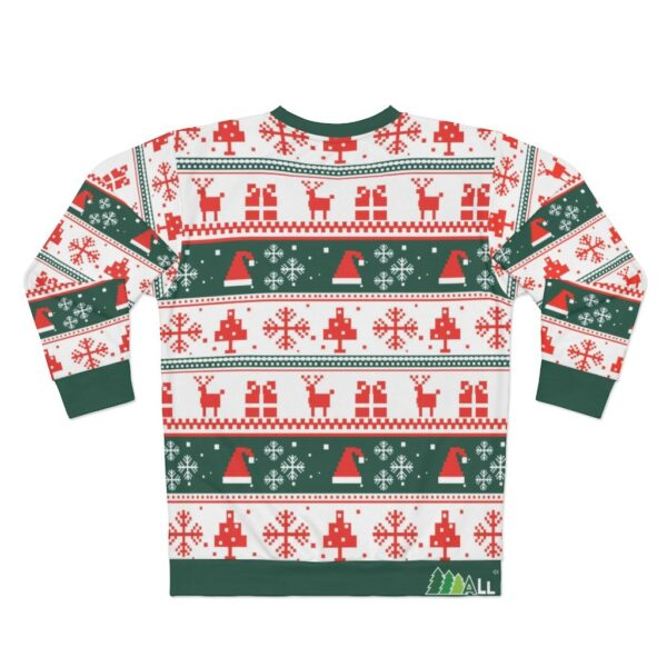 Wish You A Frenchie Christmas - Ugly Christmas Sweater