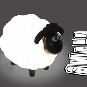Cute Sheep LED Night Light USB charging | Home Lighting | All For Xmas
