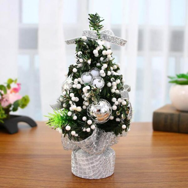 Mini Decorated Christmas Tree For Office Home | Home Decor | All For Xmas