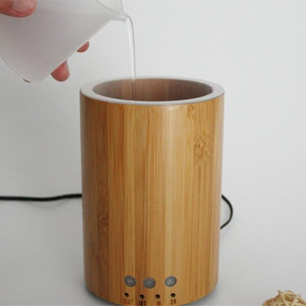 Essential Oils Bamboo Diffuser Humidifier | Christmas Gifts | All For Xmas