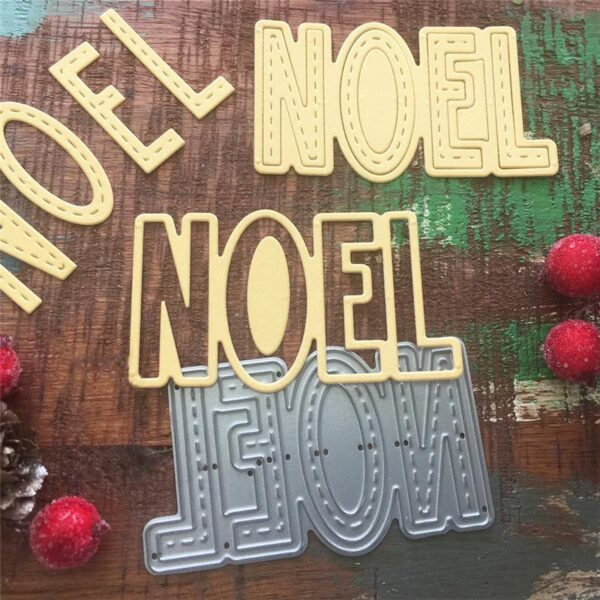 Noel DIY Die Cut | Gifts For Christmas | All For Xmas
