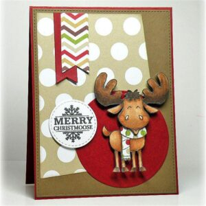 Deer And Trees - DIY Die Cut | Gifts For Christmas | All For Xmas