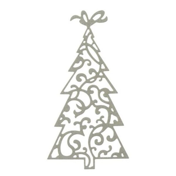 Christmas Tree - DIY Die Cut | Gifts For Christmas | All For Xmas