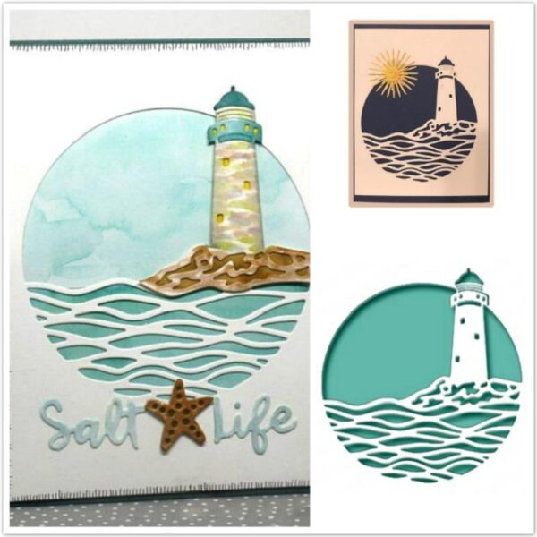 Lighthouse DIY Die Cut | Gifts For Christmas | All For Xmas