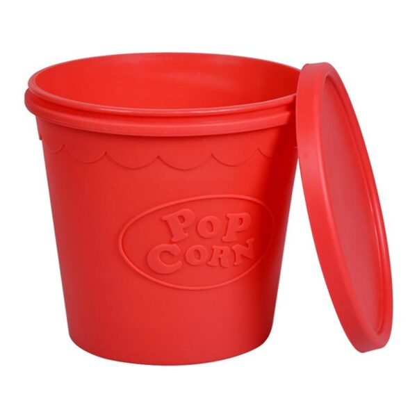 Microwave Silicone Popcorn maker Bucket   Christmas Gift Ideas   All For Xmas
