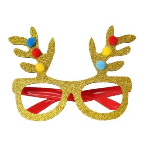 Christmas Glasses Funny Frames | All For Xmas
