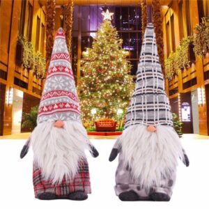 Nordic Santa Claus Figure | Christmas Decorations | All For Xmas