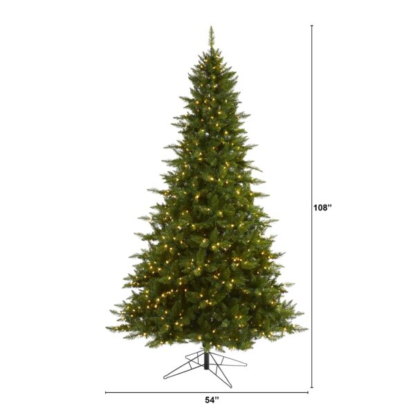 9' Vermont Spruce Artificial Christmas Tree