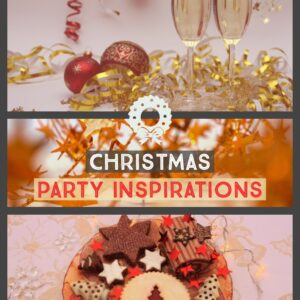 Christmas Party Inspirations Card | Greeting Cards | All For Xmas