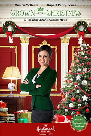 crown for christmas movie