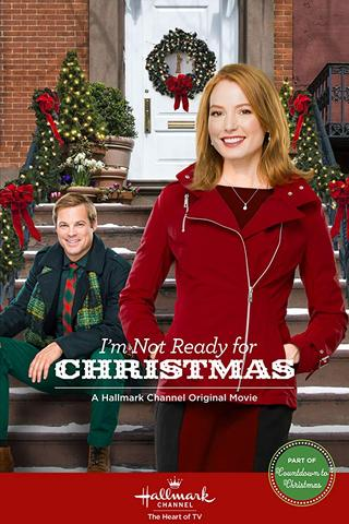 I'm not ready for christmas movie