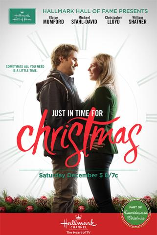 just in time for christmas movie