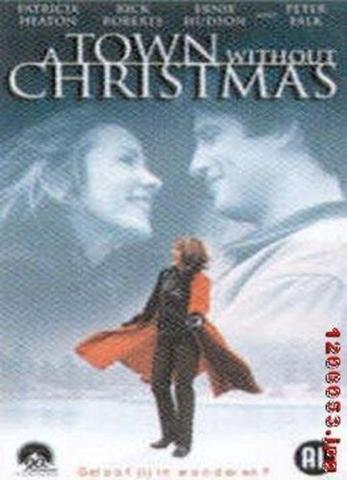 a town without christmas movie poster
