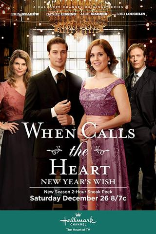 when calls the heart new year's wish movie
